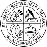 ST. Mary Sacred Heart School logo