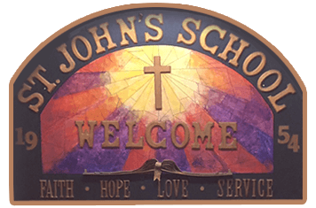 ST. Johns school logo